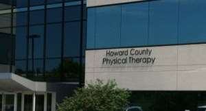 Howard County Physical Therapy Ellicott City Maryland